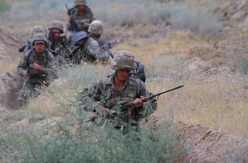 Հայկական զինուժը Նախիջևանի ուղղությամբ ադրբեջանական դիրք է վերացրել