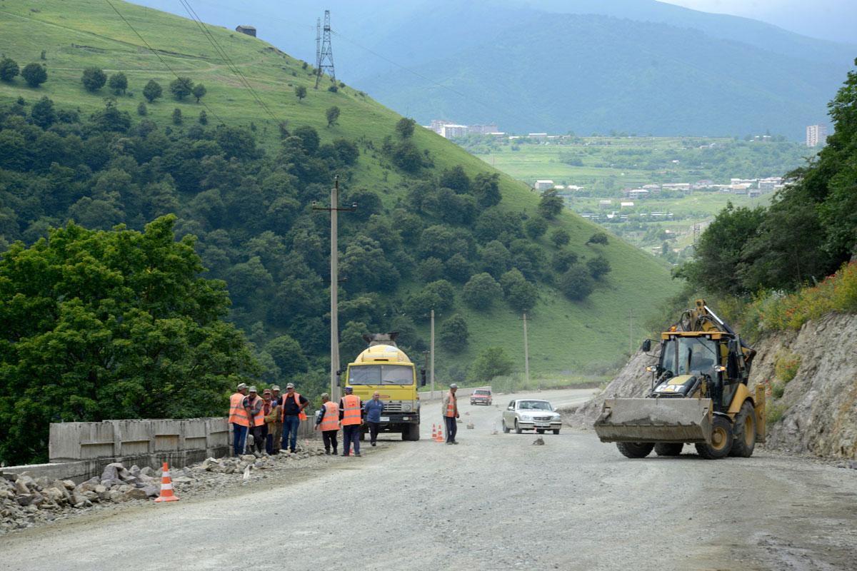 Շինաշխատանքներով պայմանավորված՝ շուրջ 1 ամիս սահմանափակումներ կլինեն Վանաձոր-Ալավերդի մայրուղում