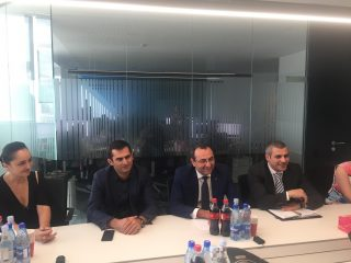 Արծվիկ Մինասյանը ողջունել է Հայաստանում «ՎիԷմՈւեր» ընկերության գործունեությունը