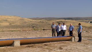 Ներքին Բազմաբերդում կառուցվել է 5,6 կմ ջրագիծ և 3 խմոց, ևս մեկը նորոգվել է․ տեսանյութ