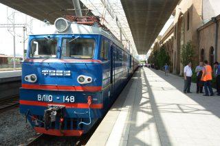 Երկաթուղայինների օրը` օգոստոսի 5-ին, մերձքաղաքային էլեկտրագնացքներով երթևեկությունը կլինի անվճար՝ բացառությամբ Երևան-Գյումրի-Երևան էքսպրեսի