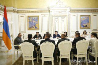 Քննարկվել են ճանապարհաշինության ոլորտի հարցեր՝ վարչապետի գլխավորությամբ