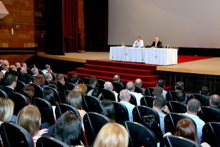 ՊԵԿ նախագահ Դավիթ Անանյանն աշխատակիցներին է ներկայացրել երկարաժամկետ ծրագրերը