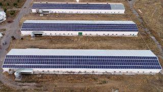 Արմսվիսբանկ. Շահագործման է հանձնվել Հայաստանի ամենամեծ տանիքային արևային կայանը