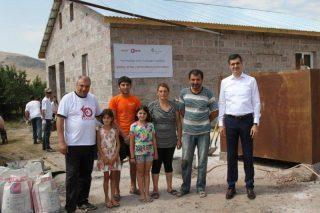 ՎիվաՍել-ՄՏՍ. hուսադրող ապագա՝ ամուր տանիքի տակ. բնակարանաշինություն Թաթուլ գյուղում