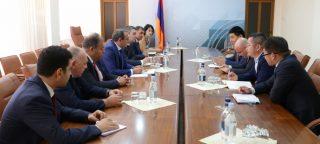 Չինացի ներդրողները հետաքրքրված են Հայաստանում վերականգնվող էներգետիկայի ոլորտով