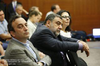 Ռուբեն Վարդանյանի և Նիկոլ Փաշինյանի բանավեճը՝ Մոսկվայում կայացած հանդիպման ժամանակ