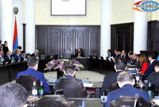 Կառավարությունը հավանություն տվեց «ՀՀ 2019 թ. պետբյուջեի մասին» օրենքի նախագծին