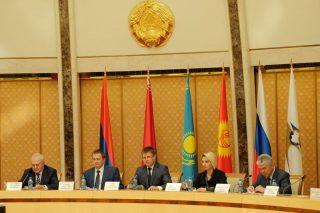 ՊԵԿ պատվիրակությունը՝ ԵԱՏՄ մաքսային ծառայությունների միավորված կոլեգիայի 28-րդ նիստին