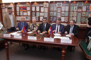 Նոր փոստային նամականիշը նվիրված է Հայաստանի անվտանգության մարմինների կազմավորման 100-ամյակին