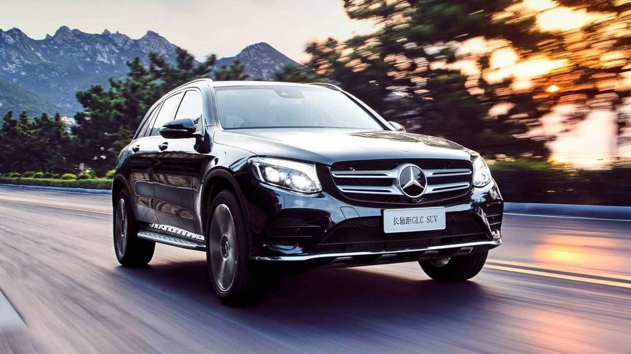 Չինաստանում ներկայացվի Mercedes-Benz GLC-L երկարացված քրոսովերը