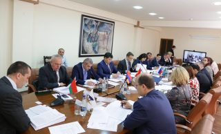 Երևանում կայացել է Եվրասիական տնտեսական հանձնաժողովի Արդյունաբերության խորհրդատվական կոմիտեի 18-րդ նիստը