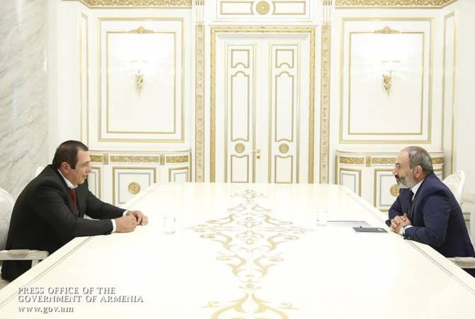 Նիկոլ Փաշինյանը և Գագիկ Ծառուկյանը դեկտեմբերին արտահերթ ընտրություններ անցկացնելու վերաբերյալ հուշագիր են ստորագրել