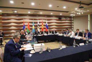 Եվրասիական տնտեսական հանձնաժողովի խորհրդի նիստին քննարկվել է թվայնացման օրակարգը