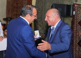 WWF-Հայաստանը պարգևատրվել է ՀՀ տնտեսական զարգացման և ներդրումների նախարարության հուշամեդալով
