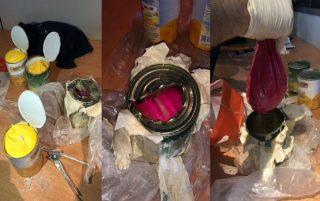 ՊԵԿ. հայտնաբերվել է 3,5 կգ «կոկաին» տեսակի թմրանյութ՝ օդանավակայանի ժամանման սրահի մաքսային հսկողության գոտում