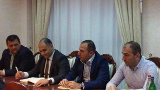 Ամերիկահայ գործարարը հետաքրքրված է Հայաստանի գյուղատնտեսության ոլորտում ներդրումներ կատարելու հեռանկարով