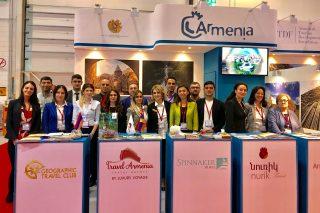 WTM London 2018 ցուցահանդեսում ներկայացվել է Հայաստանի զբոսաշրջային ներուժը