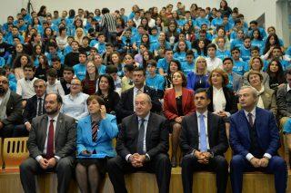 Արմեն Սարգսյան․ Երեխաները Հայաստանի ամենաարժեքավոր քաղաքացիներն են