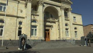 ԱԺ-ն ընդունեց նախագահի նստավայրը Բաղրամյան 26 տեղափոխելու նախագիծը