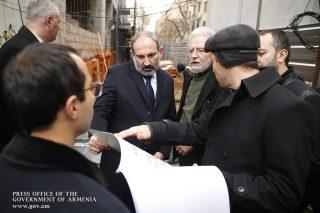 Նիկոլ Փաշինյան. «Հին Երևան» ծրագիրը պետք է իրականացվի առանց որևէ պատմամշակութային հուշարձան քանդելու