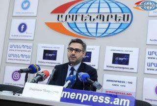 Սարհատ Պետրոսյան․ Հայաստանում լինելու է ամբողջովին առցանց, ինքնաշխատ և «անթուղթ» կադաստր