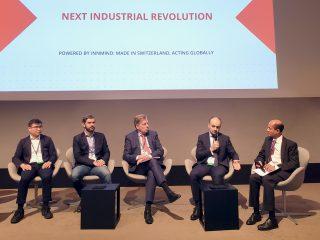 Swiss Blockchain Leadership Summit. Հայաստանը` որպես բլոկչեյնի զարգացման կենտրոն