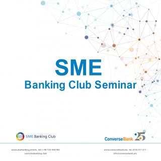 Կոնվերս բանկ․ նոյեմբերի 9-ին Երևանում կկայանա SME Banking Club-ի սեմինարը