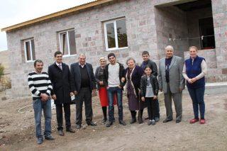 ՎիվաՍել-ՄՏՍ․ Թաթուլ գյուղի խարխլված ու խոնավ կիսակառույցներից մեկը դարձել է նոր ու հարմարավետ բնակարան
