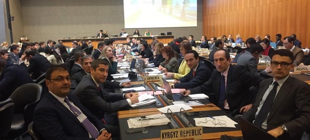 ԱՀԿ-ում ներկայացվել է «ԵԱՏՄ-ում ՀՀ անդամակցության մասին» համաձայնագիրը