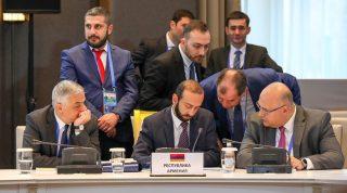 Ստորագրվել են Էներգետիկայի բնագավառի փաստաթղթեր՝ ԱՊՀ կառավարությունների ղեկավարների խորհրդի հերթական նիստում