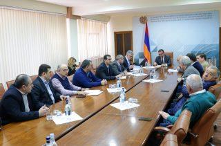 Քննարկվել են Հայաստանում ոսկերչության ոլորտի զգայուն հարցերը