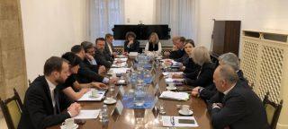 Քննարկվել է Չեխիայում «Թումո»-ի և «Արմաթ»-ի մասնաճյուղեր բացելու հարցը