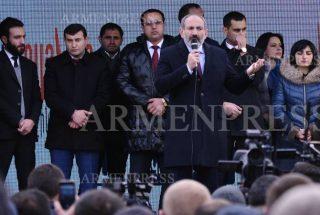 Նիկոլ Փաշինյանը հուսով է, որ իրենց կհաջողվի ռազմաարդյունաբերական համալիրը դարձնել Հայաստանի տնտեսության լոկոմոտիվը