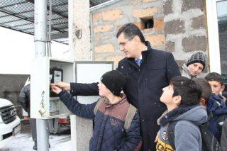 ՎիվաՍել-ՄՏՍ․ Ծովակ համայնքն ապահովվել է արտաքին լուսավորության համակարգով