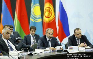 Նիկոլ Փաշինյանը Մոսկվայում կմասնակցի ԵԱՏՄ նախագահության՝ Հայաստանին փոխանցման արարողությանը