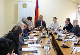 Կայացել է ԵՄ աջակցության համակարգման հարցերին նվիրված հանդիպումը