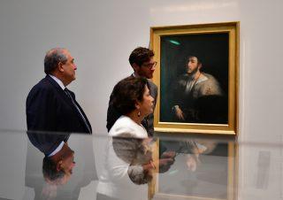 Արմեն Սարգսյանն այցելել է Աբու Դաբիի Լուվր թանգարան