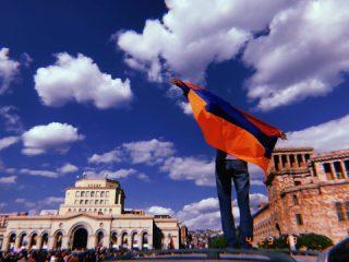 «Ժողովրդավարության համաթիվ 2018» զեկույցում Հայաստանը 8 հորիզոնականով բարելավել է դիրքերը