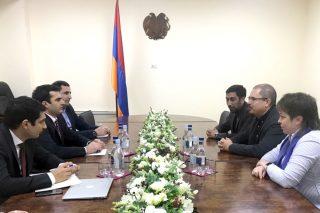 DataArt-ը հետաքրքրված է Հայաստանում կենտրոն հիմնելու ծրագրով