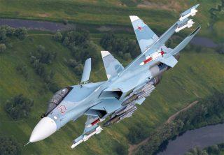 Հայաստանը ռուսական Սու-30ՍՄ կործանիչներ է գնել