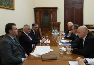 Փոխվարչապետ Մհեր Գրիգորյանն ընդունել է ՎԶԵԲ Արևելյան Եվրոպայի և Կովկասի երկրների գծով համակարգող տնօրենին