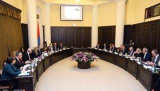 Կառավարությունում կայացել է Հայաստանի զարգացմանն աջակցող գործընկերների հետ համագործակցության համակարգմանը նվիրված քննարկում