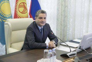 Տիգրան Սարգսյանն ամփոփել է Եվրասիական տնտեսական միության միջկառավարական խորհրդի հերթական նիստի արդյունքները
