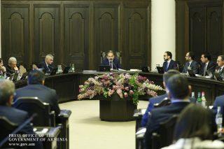 ՀՀ կառավարություն.  Խրախուսվում են հերթական ներդրումային ծրագրերը