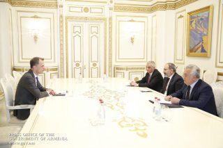 Վարչապետը և ԱՄՀ գործադիր խորհրդի տնօրենը քննարկել են համագործակցության հնարավորությունները