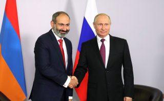 Նիկոլ Փաշինյանը և Վլադիմիր Պուտինը քննարկել են հայ-ռուսական դաշնակցային հարաբերությունների օրակարգային հարցեր