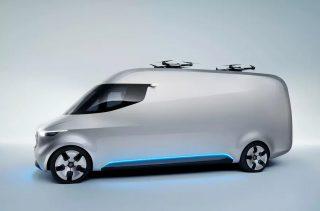 Mercedes-Benz-ը կթողարկի մեքենաների նոր դաս՝ O-Class