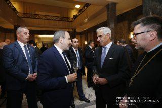Վարչապետը Բելգիայի հայազգի գործարարների հետ քննարկել է տնտեսական կապերի զարգացման հարցեր