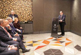 Երևանում մեկնարկել է Հայաստան-Բուլղարիա գործարար համաժողովը